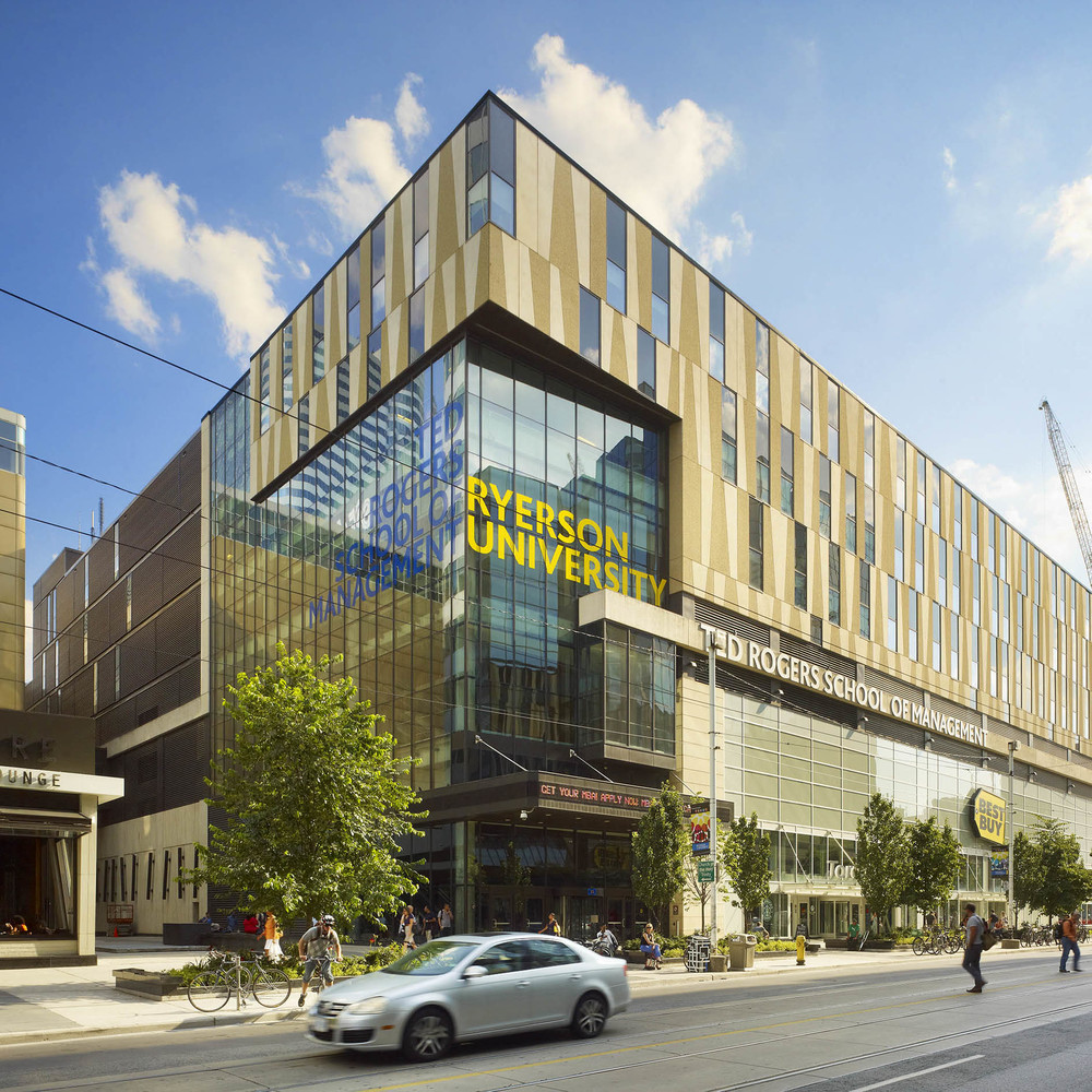 Ryerson Ted Rogers School of Management