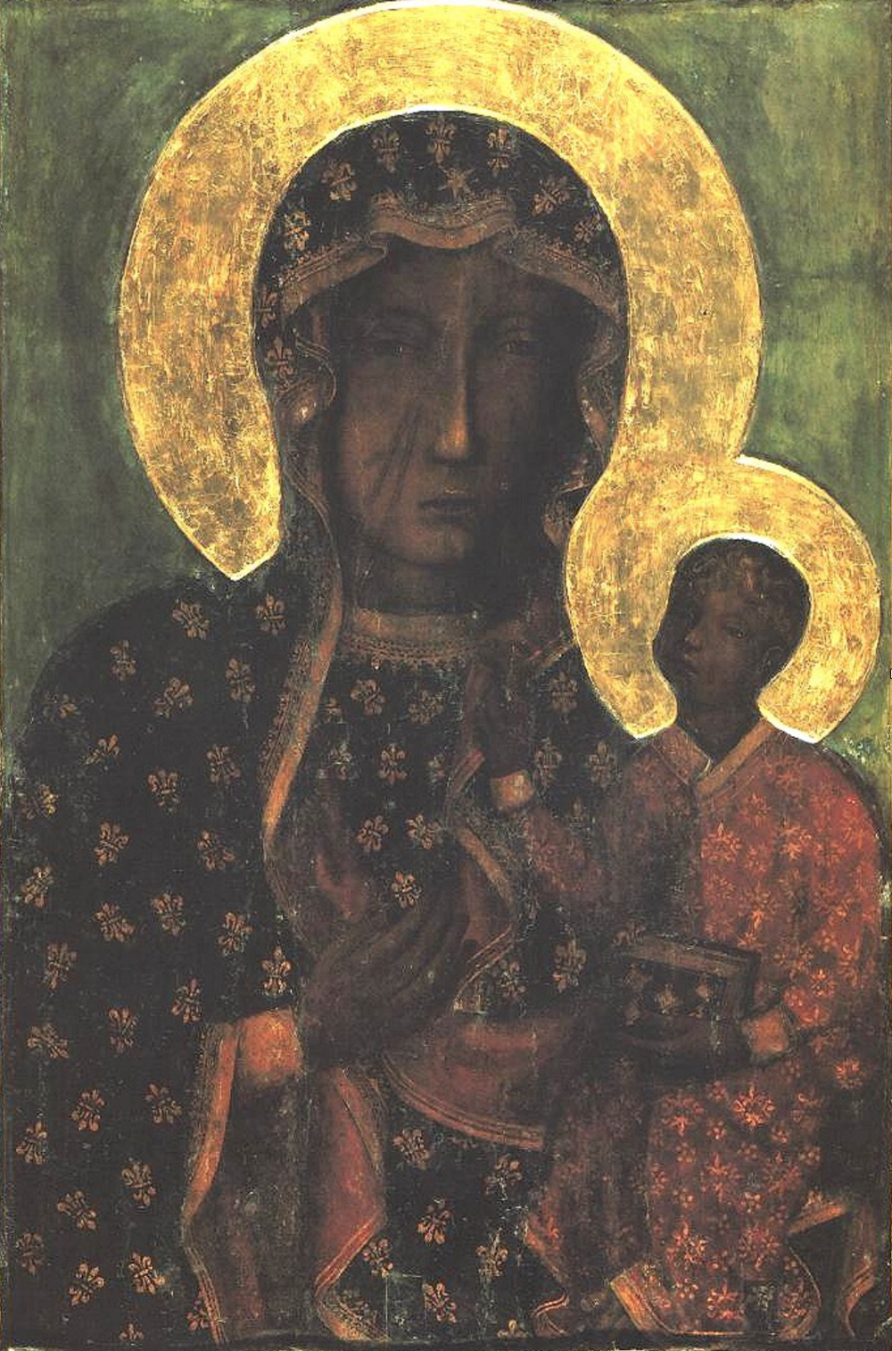 Black Madonna of Czestochowska