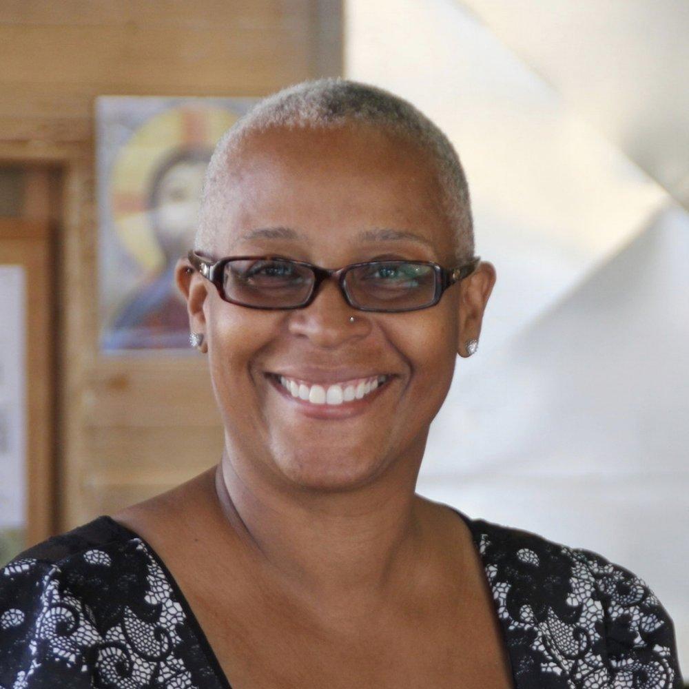Olivette Hamilton, Foster Grandparents Program Office Coordinator