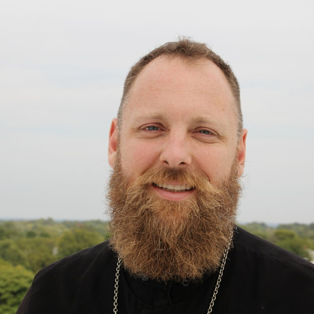 Father Justin Mathews -- Executive Director