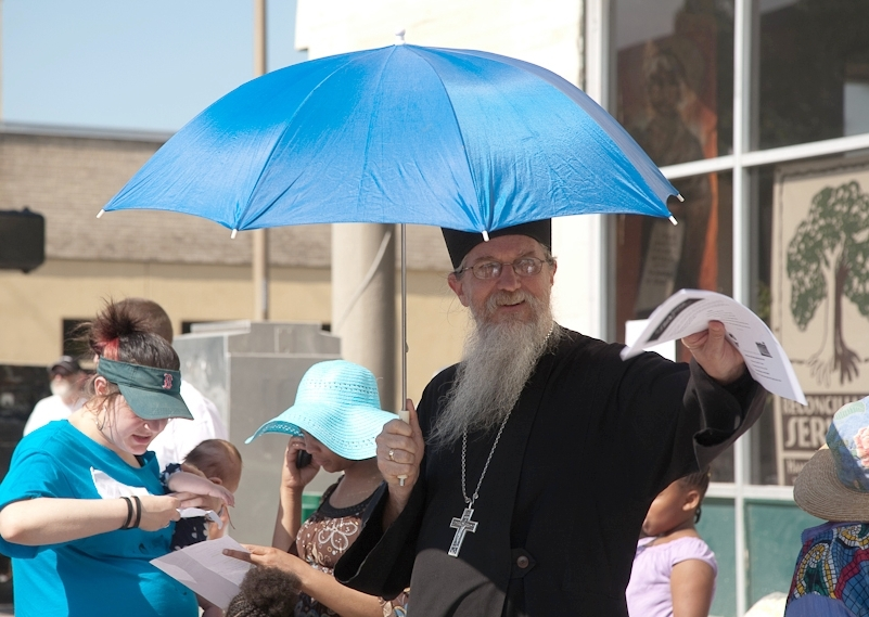 Father Alexii (David) Altschul, RS Founder