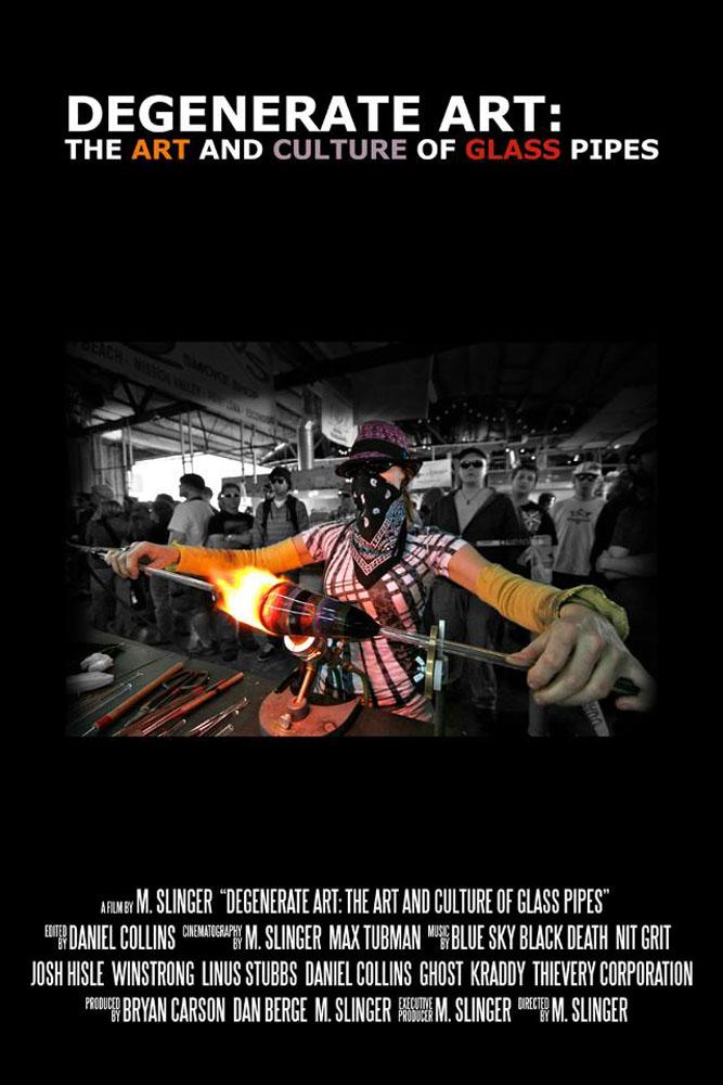 Degenerate Art: The Art and Culture of Pipe Making //Philadelphia,Pennsylvania // 2011