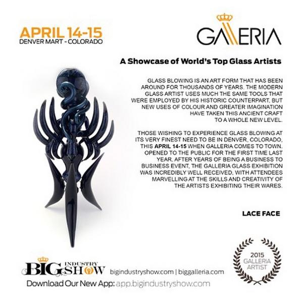 BIG Galleria Showcase  // Denver Colorado