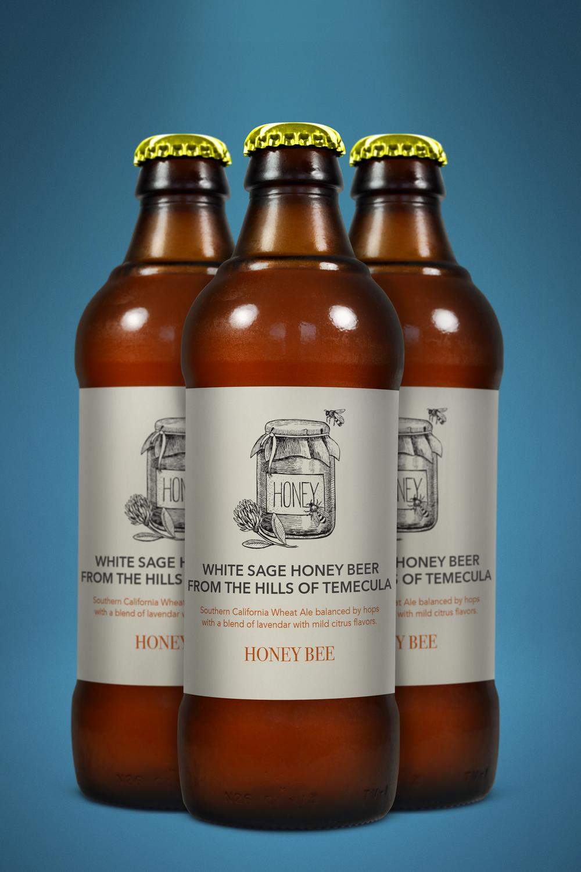 White Sage Honey Beer