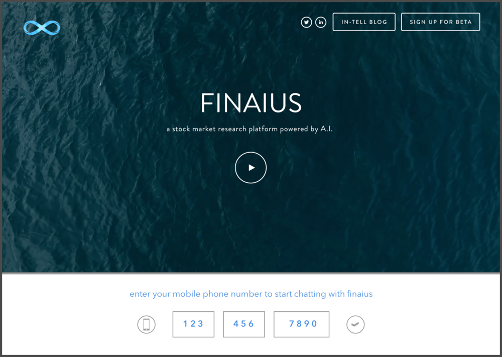 Finaius - Ai for Finance Professionals