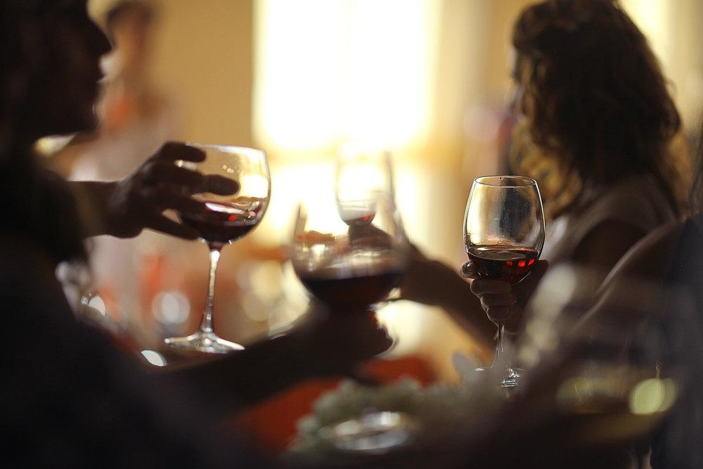 pinot noir: wine by fondren cellars