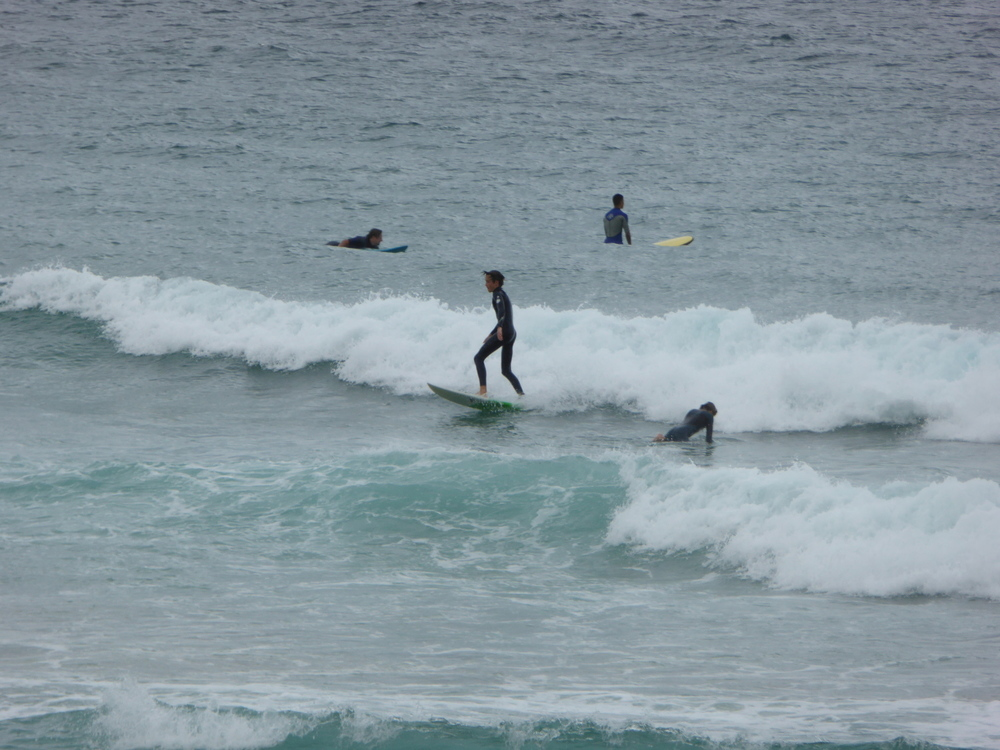 Surfers, Bondi Beach