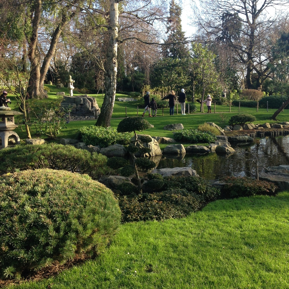 Japanese Garden, Holland Park