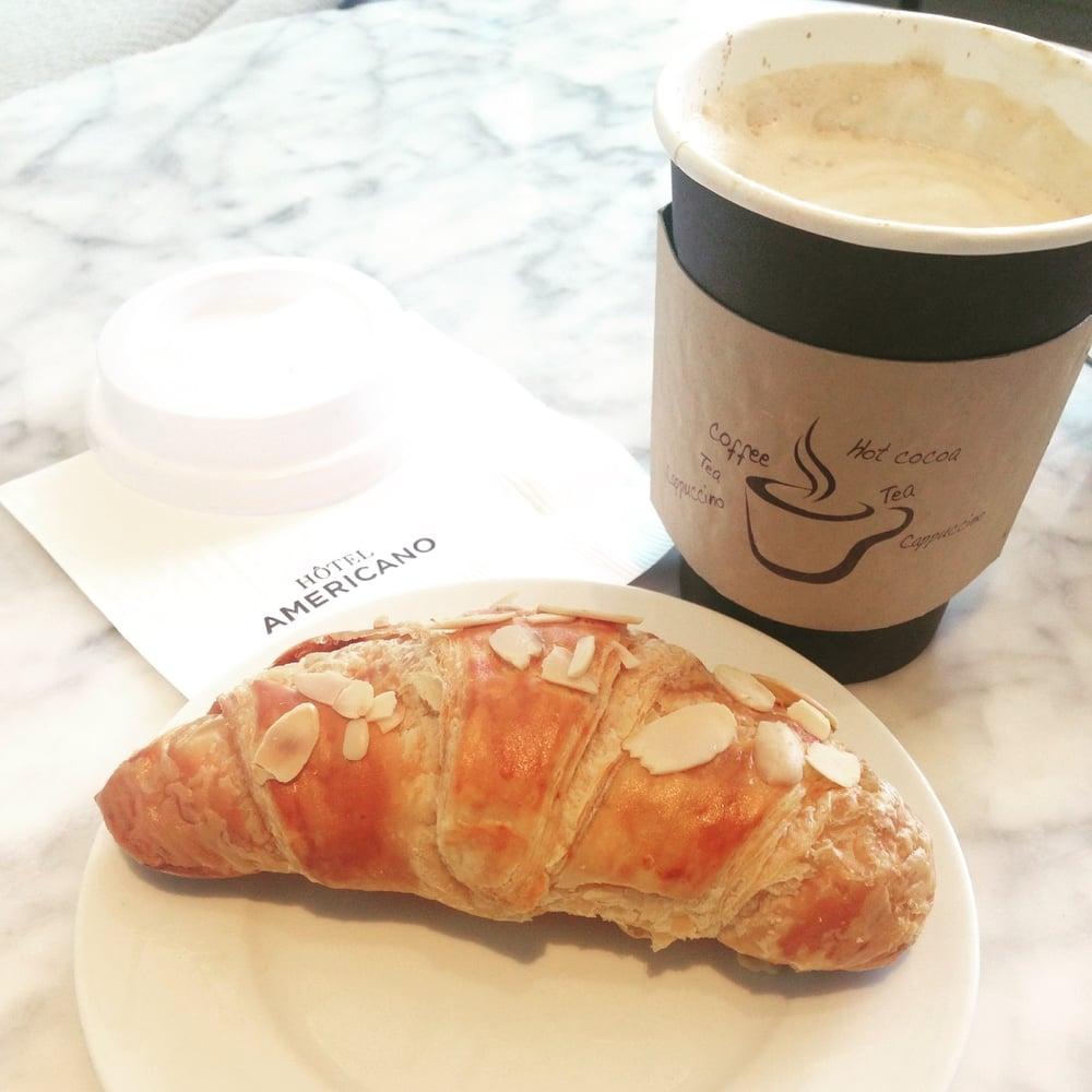 Breakfast, Hôtel Americano