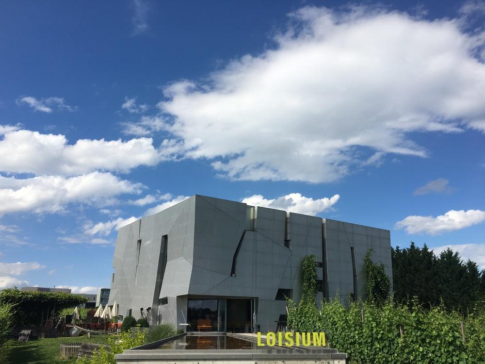 Loisium WeinErlebnisWelt architecture