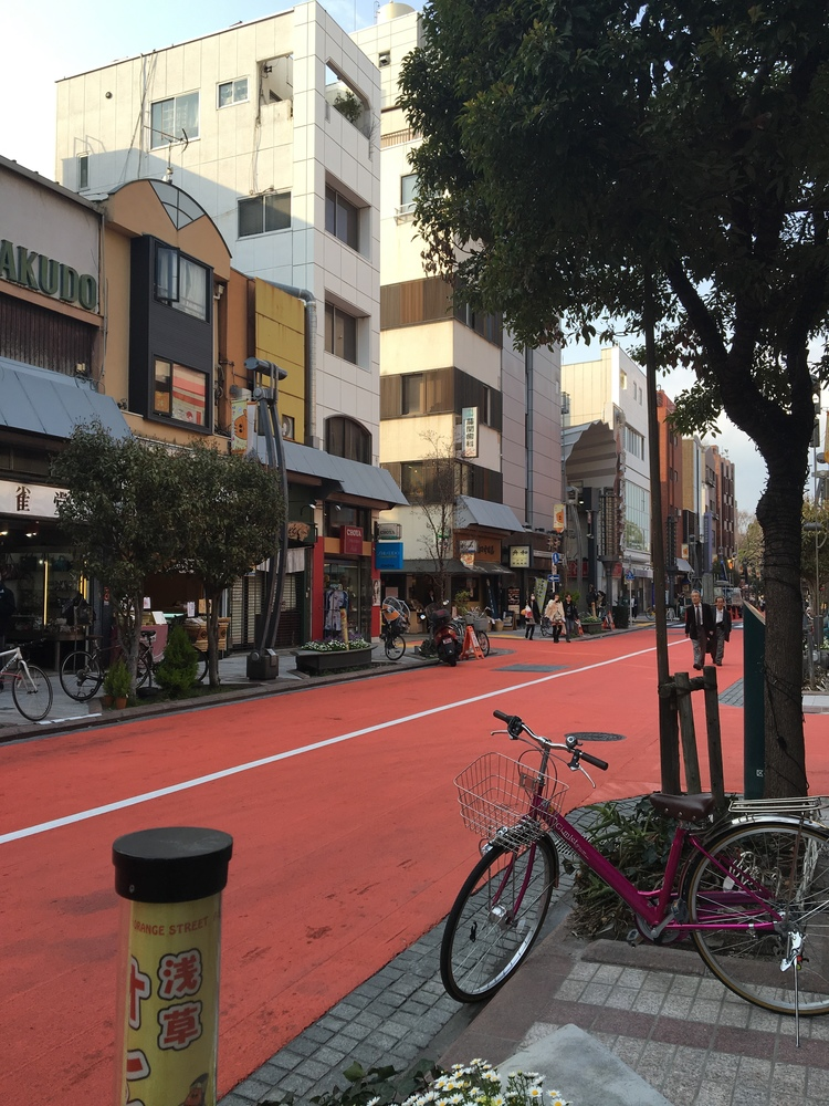 All streets lead to Senso-ji Temple