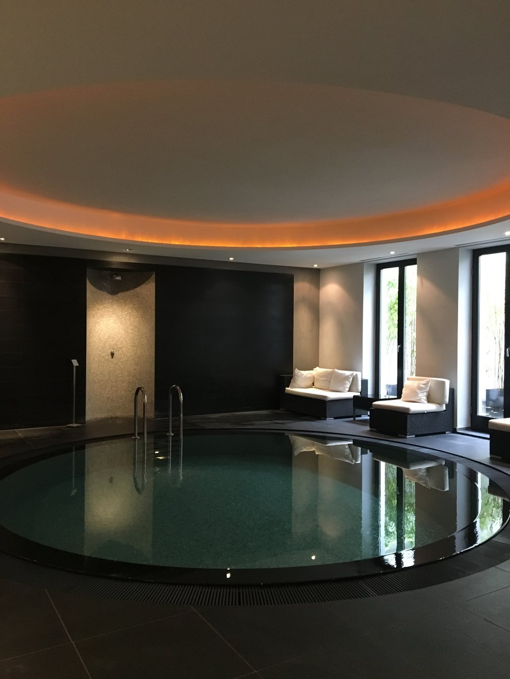 Senso SPA salt water pool