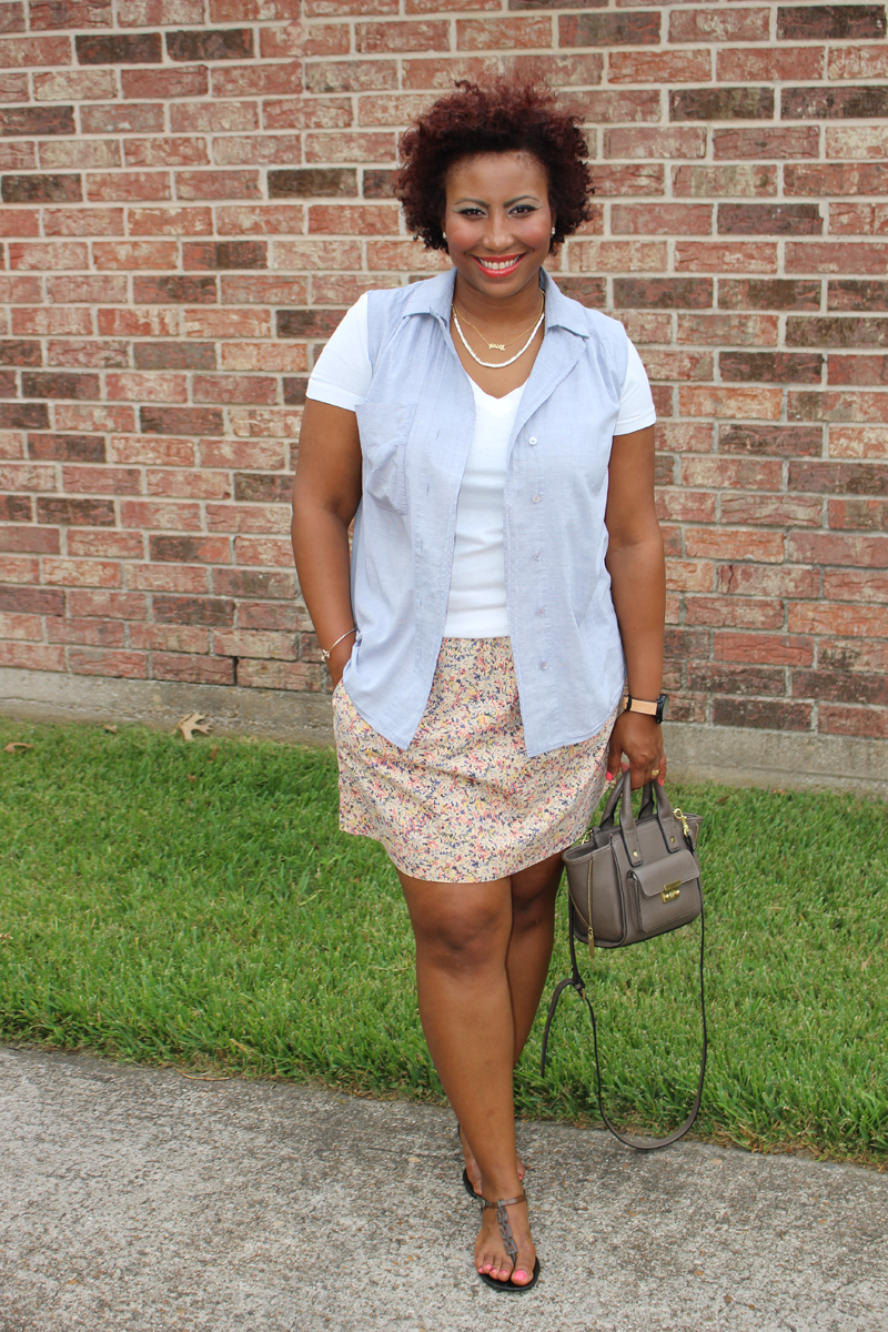 Style Fragment It Friday #OOTD J.Crew + BCBG
