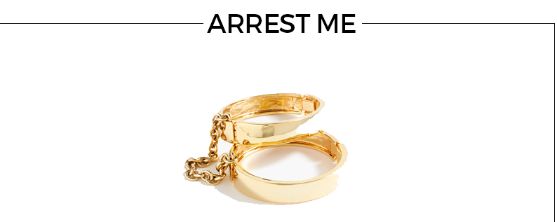 J.Crew Linked Bangles Bracelet, Style Fragment