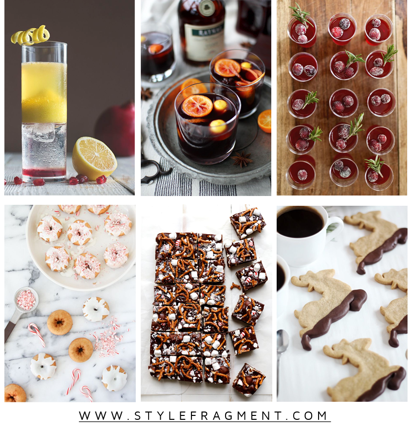 Style Fragment Sweets and Sips, Dessert Exchange Recipe Ideas, Holidays, Party