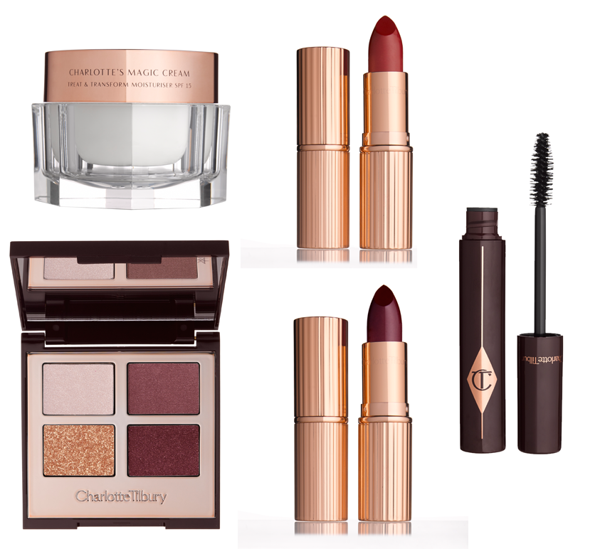 Charlotte Tilbury and A Cash Giveaway