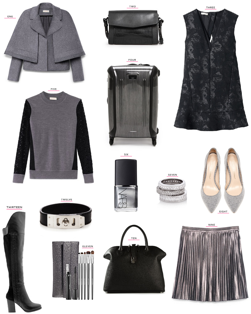 Style Fragment Craving // Black And A Few Shades of Gray