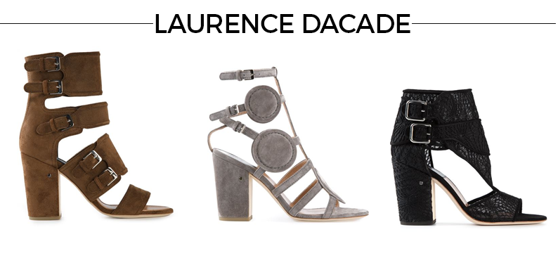 Style Fragment Laurence Dacade Shoes Sandals Edgy Feminine