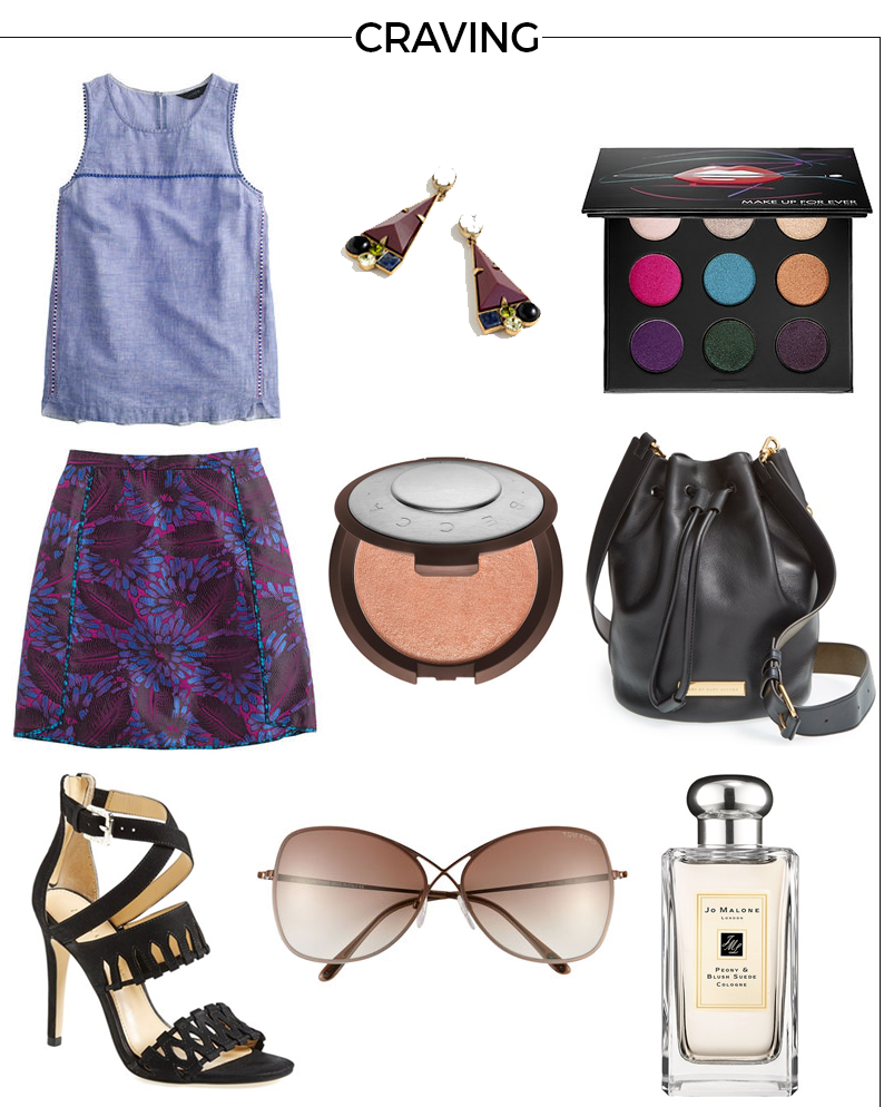 Style Fragment Craving, J.Crew, Sephora, Nordstrom, Sale, Jo Malone