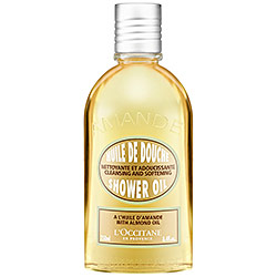 L'OCCITANE CLEANSING AND SOFTENING SHOWER OIL WITH ALMOND OIL.jpg