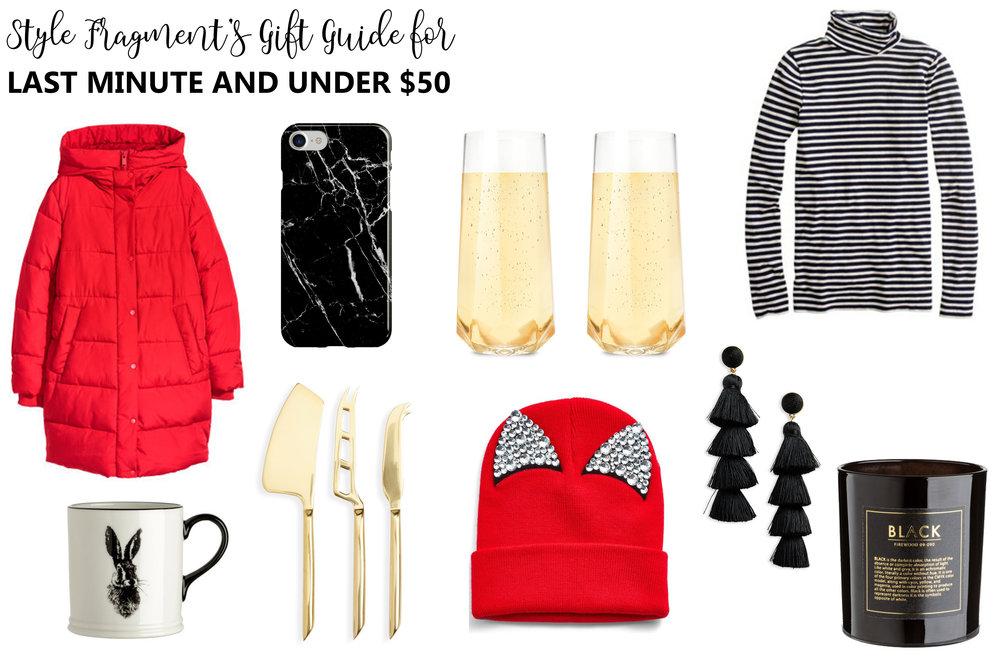 Gift Guide - Last Miinute Under 50 - Style Fragment.jpg