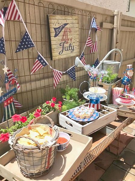 Fourth of July Cake Table Setting 3.jpg