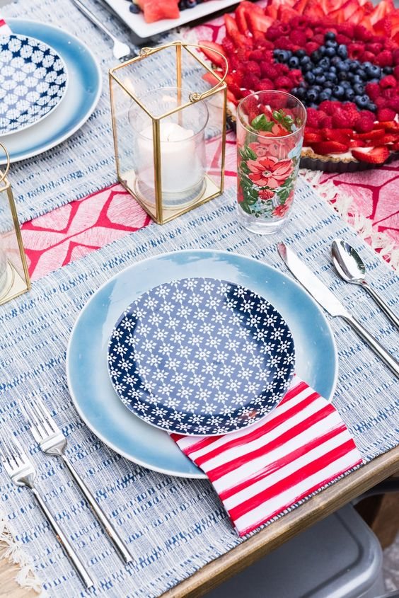 Fourth of July Cake Table Setting.jpg