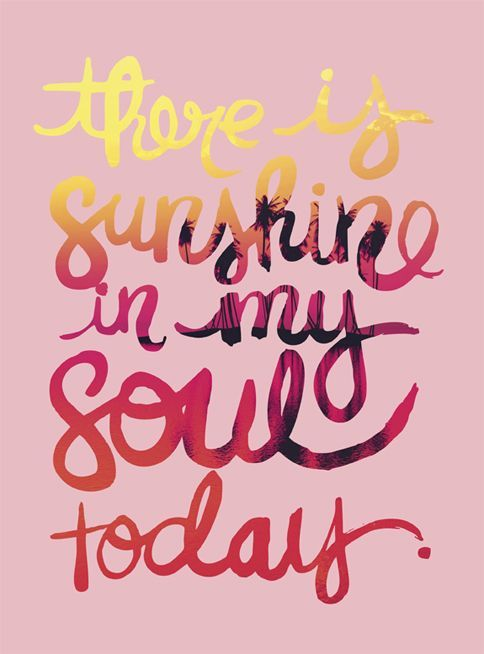 Sunshine in my soul.jpg