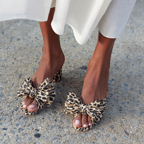 Style Fragment - Loeffler Randall Emilia Mid Heel Pleated Knot Slide.png