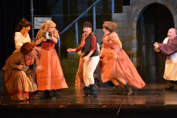 Oliver, West Virginia Public Theater, Morgantown