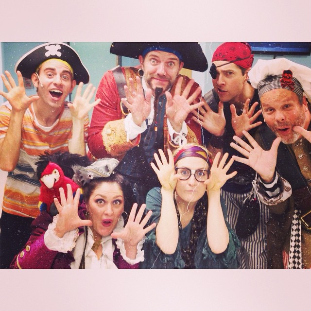 How I became a Pirate, Northbrook Theater