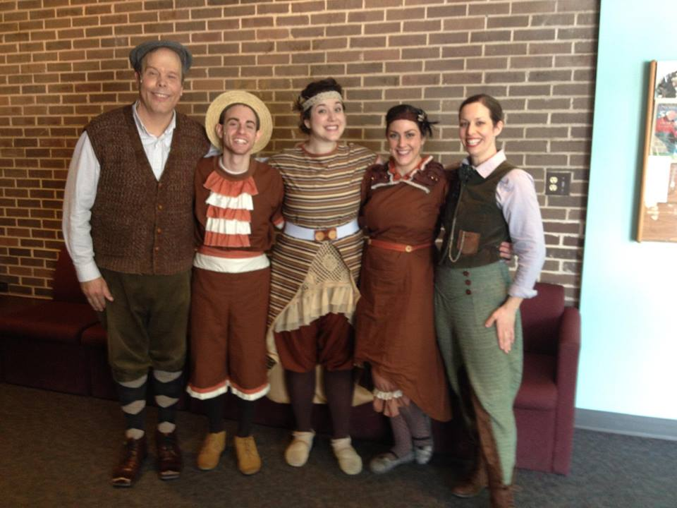 A Year With Frog and Toad, Northbrook Theater