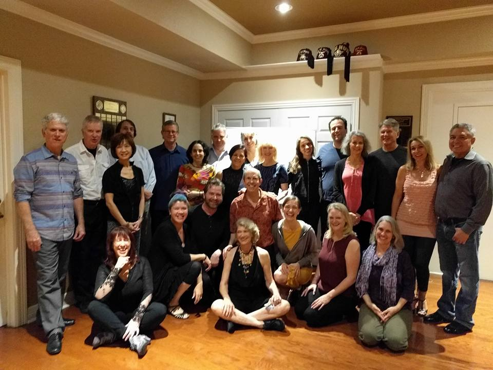 Tango Lexicon Bootcamp in Austin, January 2017, Organized by David Phillips of  Tango Tribe