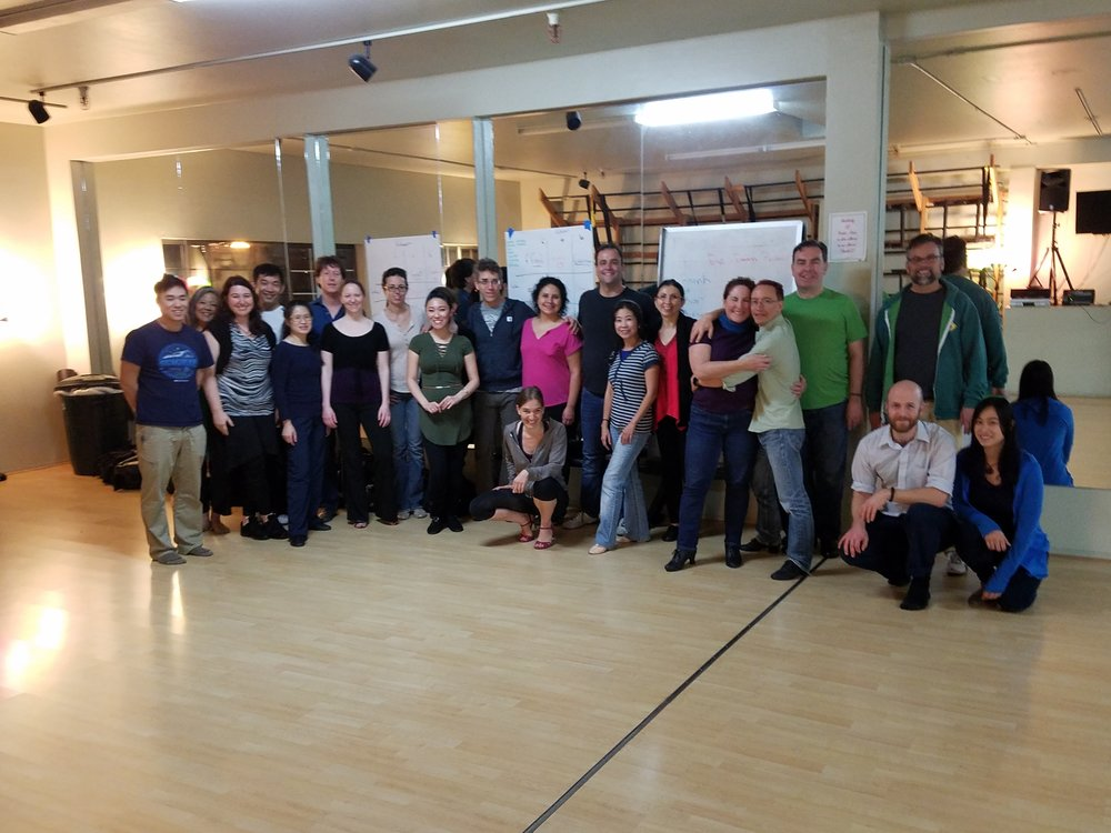 Tango Lexicon Bootcamp in San Francisco, February 2017