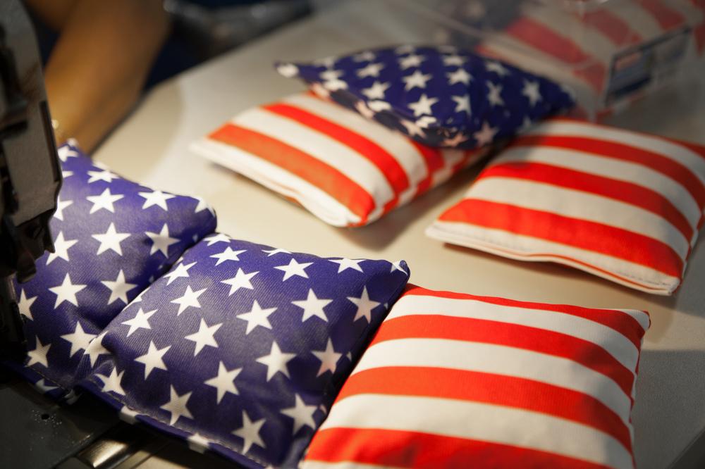 American Cornhole Bags