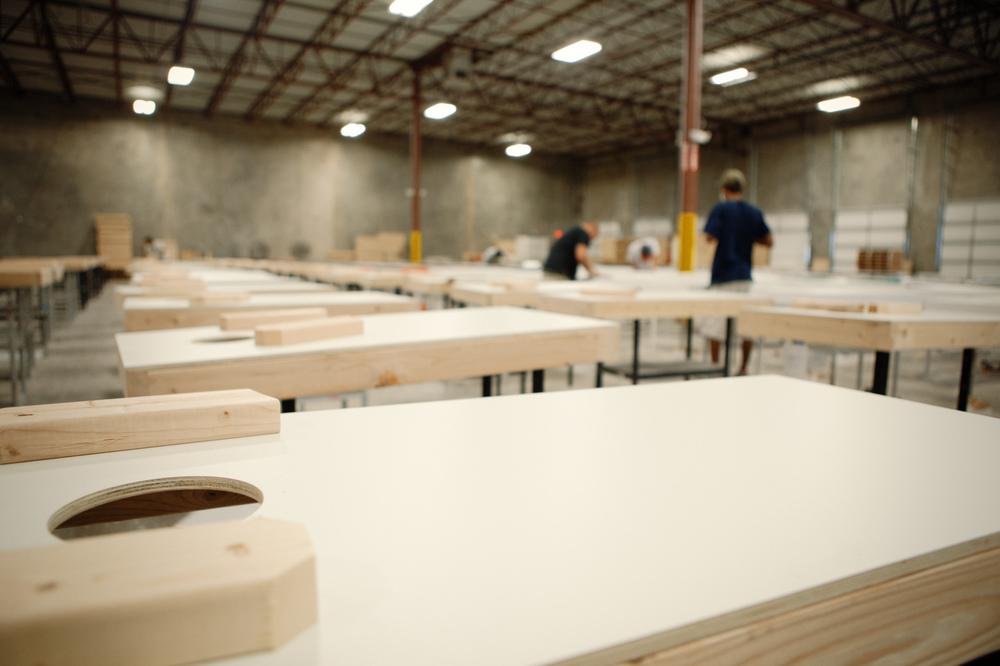 Carpentry isn't Dead