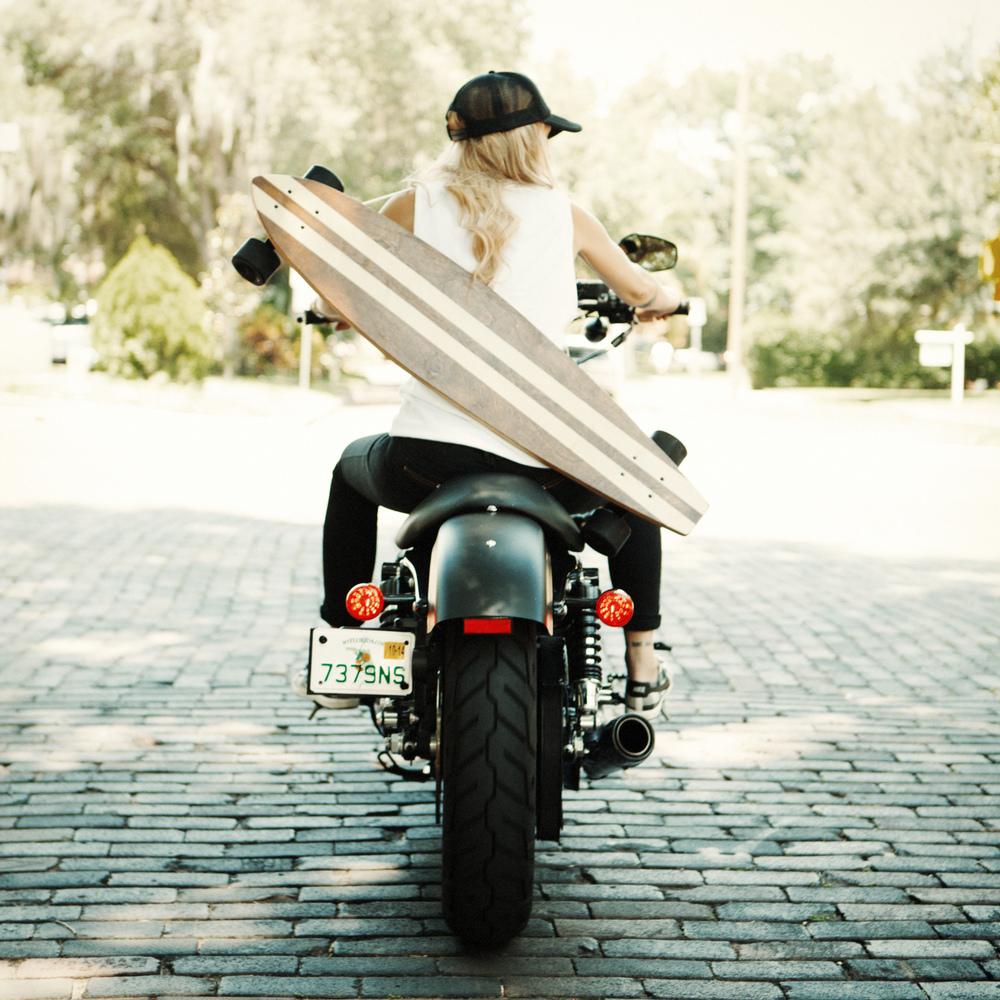 Have Board will Ride