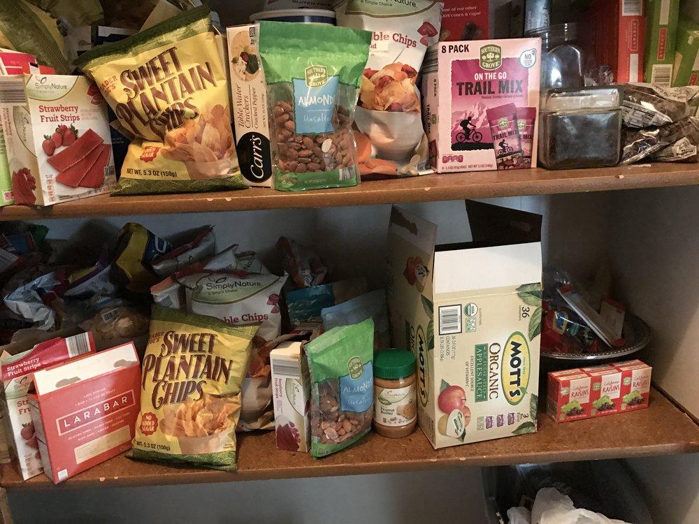 My pantry.