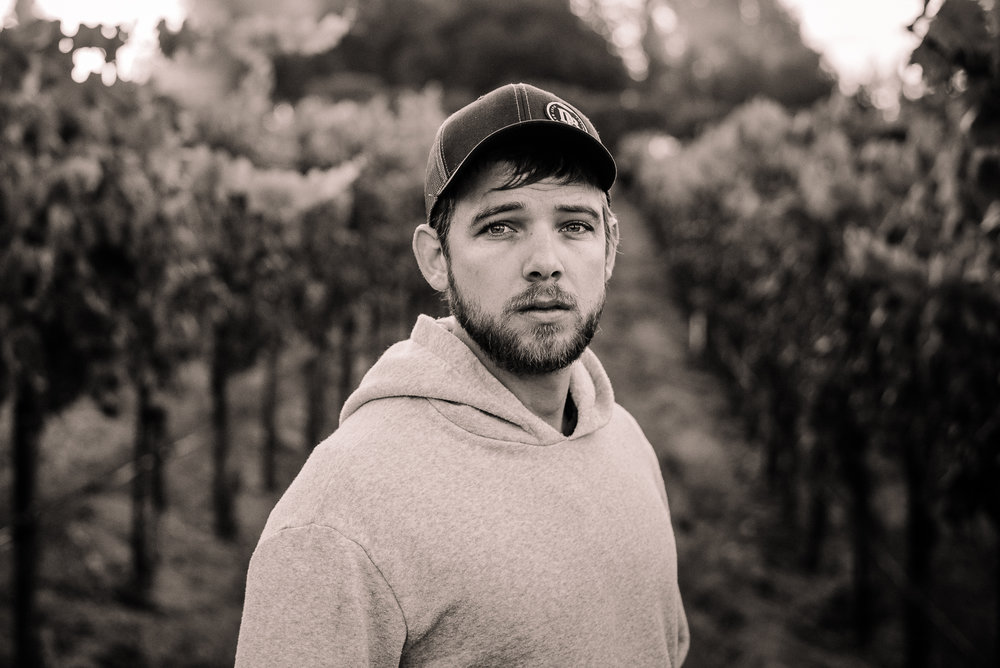 Max Thieriot -Max grew up in the vineyard. Before he could walk, he was riding in a tractor with his father - farming their family's esteemed Pinot Noir and Chardonnay vineyards. Max is excited to take his passion and creativity from his career in acting and apply it to making world-class wines. He's involved with many aspects of Senses from vineyard acquisitions, operations, brand development and wholesale sales.