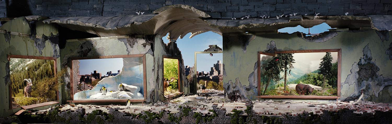 Фотограф в світлинах демонструє світу апокаліпсис - фото 9
