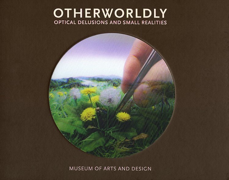 OTHERWORLDLY: Optical Delusions and Small Realities by The Museum of Arts and Design, New York