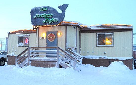 Restaurants In Barrow Alaska King Eider Inn