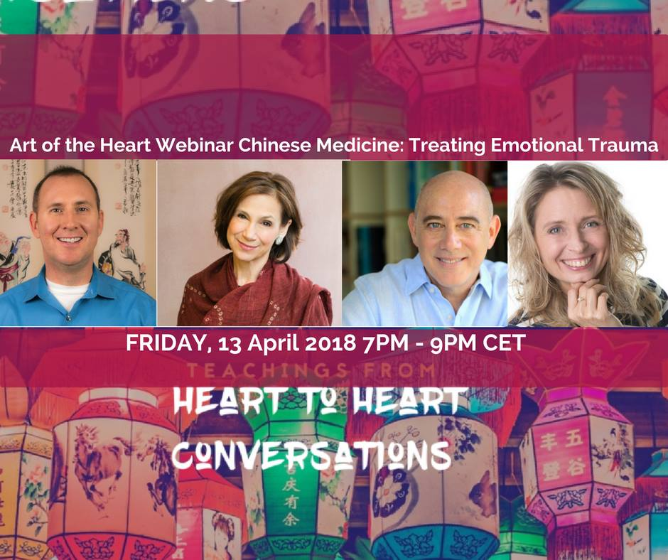April 2018 Webinar: CT discussing emotional trauma with other leading experts, Lori Dechar, Marian Nelson-Joos, and Yair Maimon.