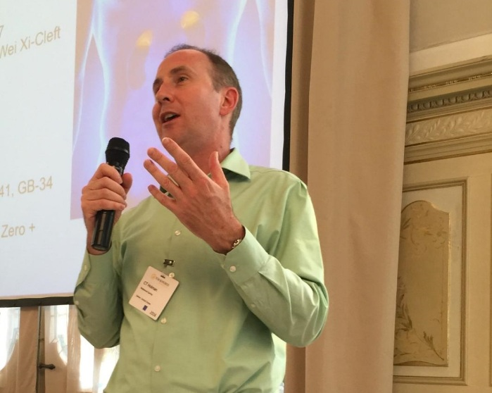 CT teaching at the 2016 TCM Kongress in Rothenburg, Germany.