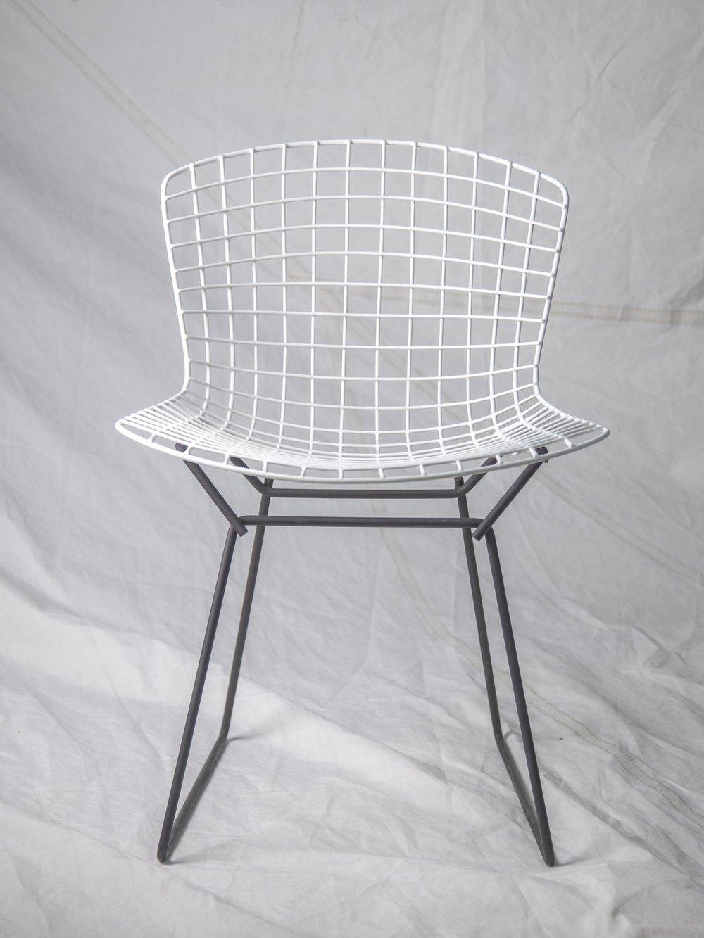 "CH068  Bertoia Vintage side chair 29"" H x 21"" W x 22"" D  $150/week each"