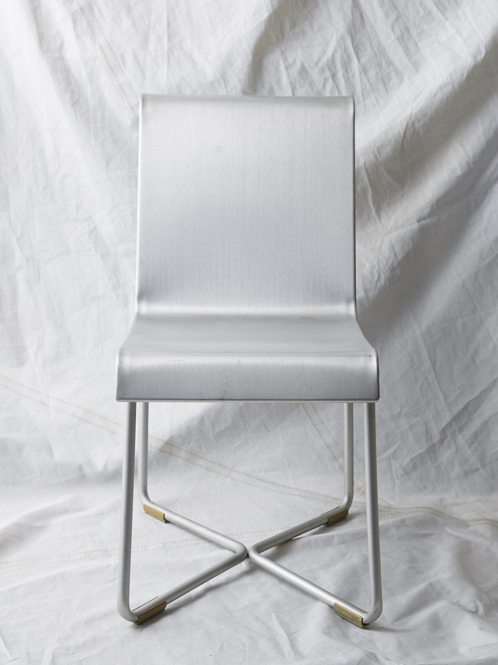 "CH020  Frank Gehry SUPERLIGHT chair 32"" H x 17"" W x 26"" D  $300/week"
