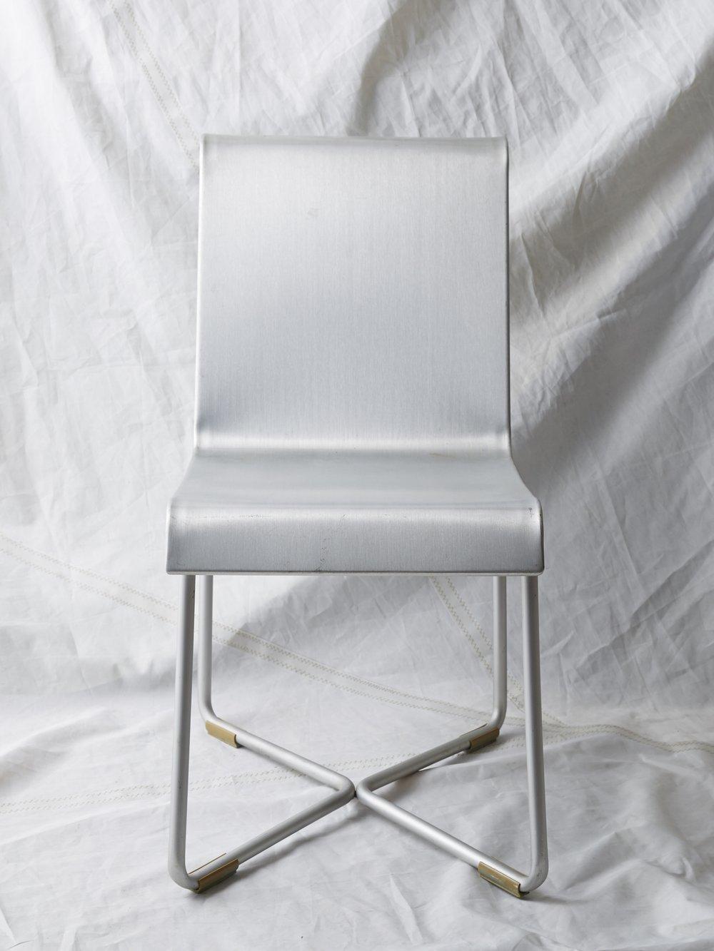 """CH020 Frank Gehry SUPERLIGHT chair 32"""" H x 17"""" W x 26"""" D $300/week"""