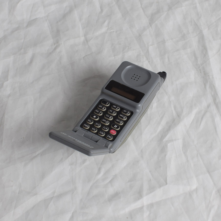 1992 MOTOROLA DIGITAL PERSONAL COMMUNICATOR