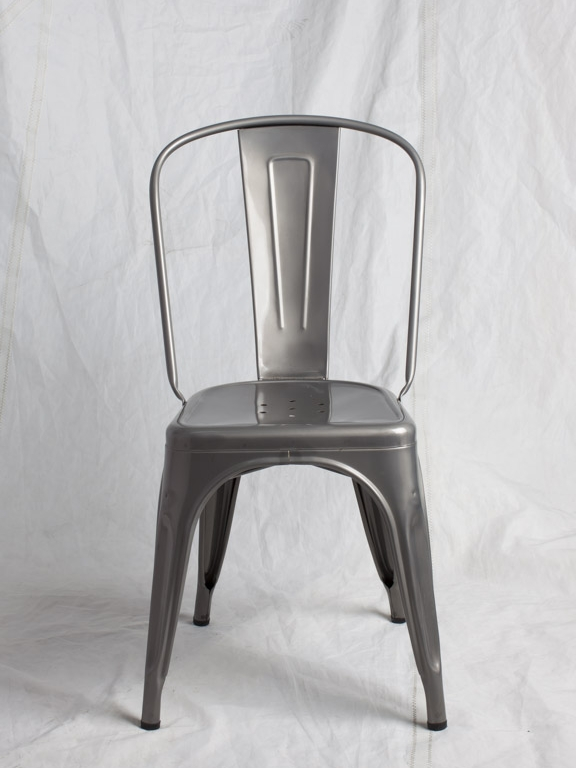 "CH070 - CH073  Tolix Marais A Chair 34"" H x 16"" W x 14"" D  $100/week each"