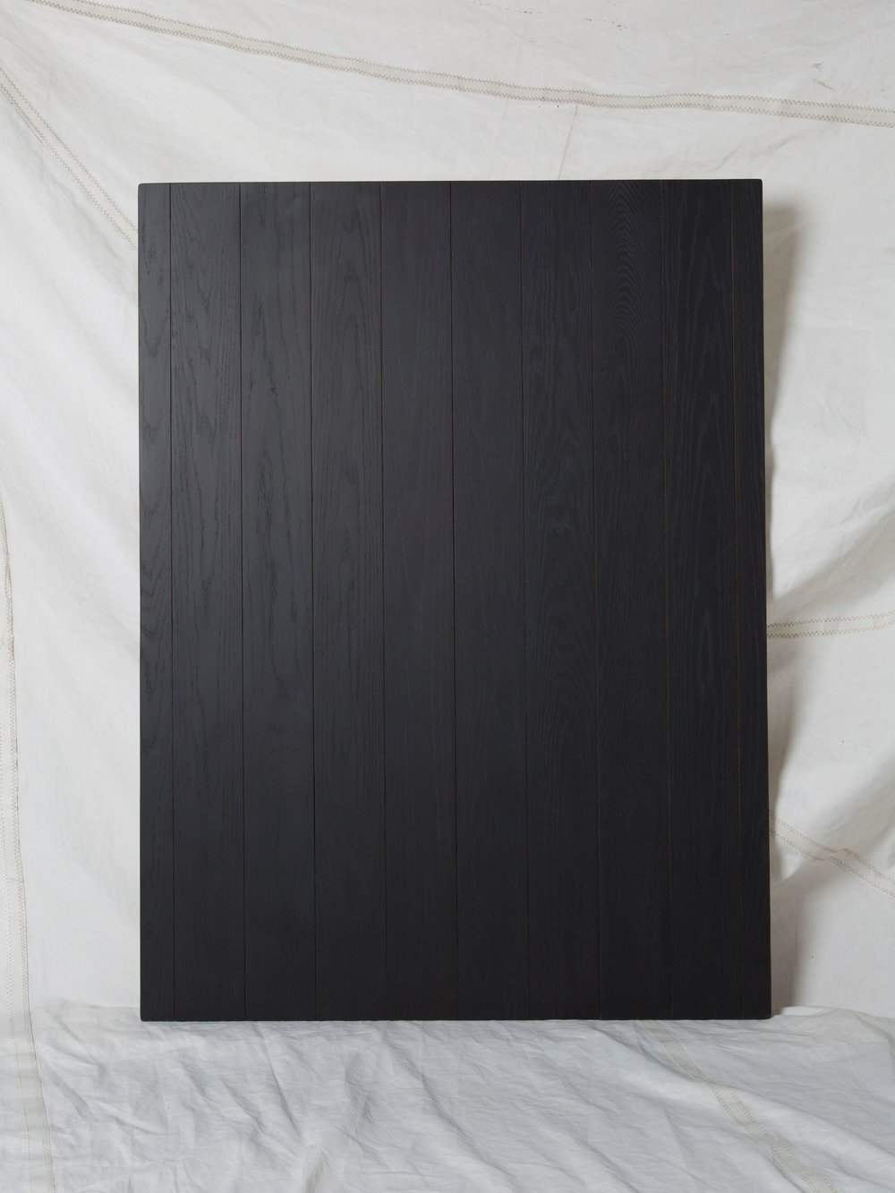 "CW001  Red Oak | Black 36"" x 48""  $275/week"